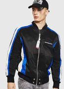 J-RYUU, Black/Blue - Jackets