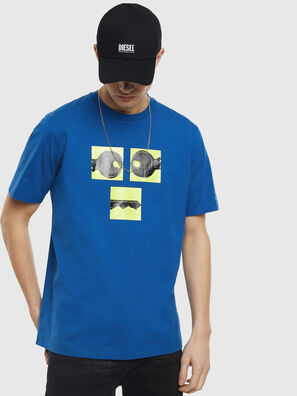 T-JUST-T23, Blue - T-Shirts