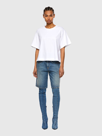 Diesel - T-BOWLESS-VO, White - Tops - Image 4