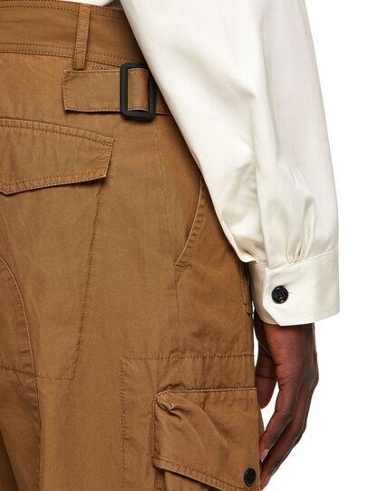 Diesel - P-GAGE, Light Brown - Pants - Image 6