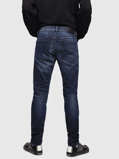 Diesel - Buster 087AS, Dark Blue - Jeans - Image 2