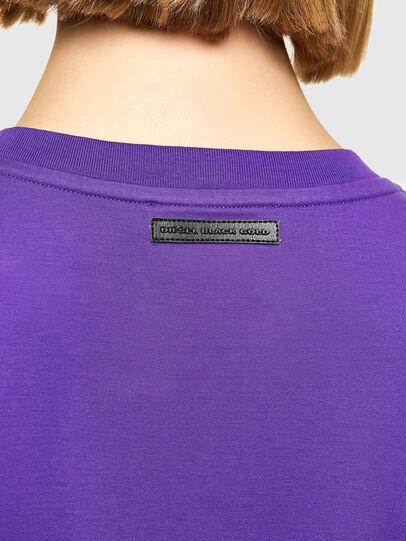 Diesel - T-AIRO, Violet - T-Shirts - Image 4