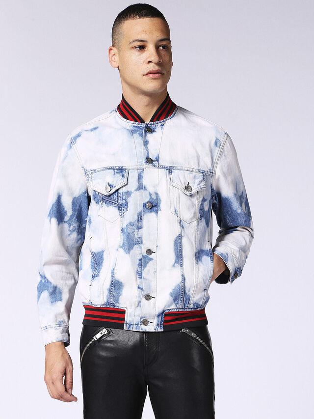 D-SHAN, White Jeans