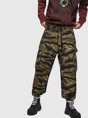 P-LUZAVIC-TIGERCAM, Military Green - Pants