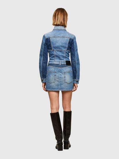 Diesel - DRALIA, Light Blue - Dresses - Image 2
