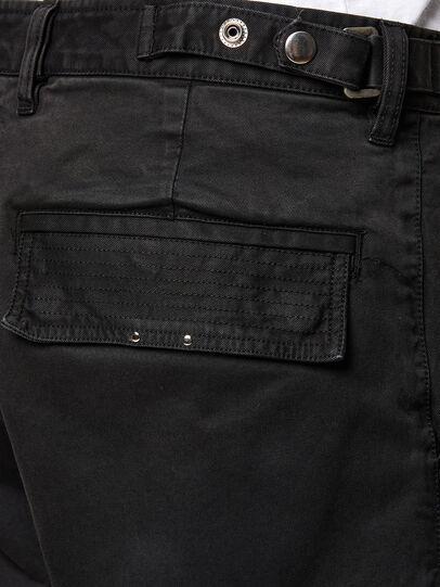Diesel - P-KOLT, Black - Pants - Image 5
