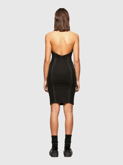 Diesel - D-ELIGHT, Black - Dresses - Image 2