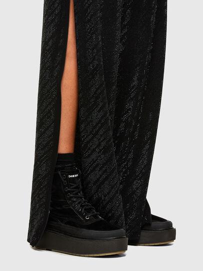 Diesel - P-STRASS-F, Black - Pants - Image 4