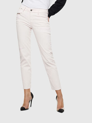 D-Rifty 069MS, White - Jeans