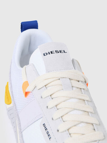 Diesel - S-KB LOW RUN, White - Sneakers - Image 5