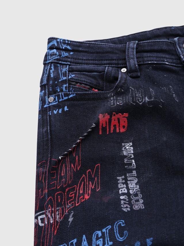 Diesel - REEN-J-N, Black Jeans - Jeans - Image 3