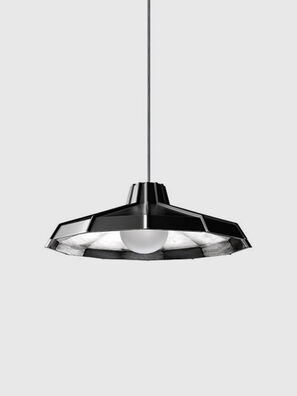 MYSTERIO SOSPENSIONE, Black/Grey - Hang Lighting