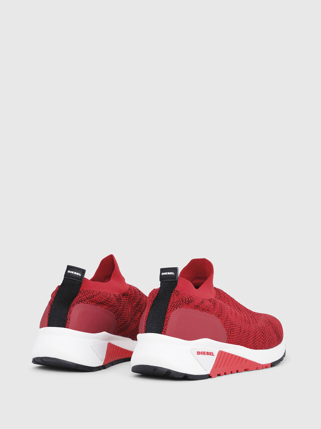 Diesel - S-KB ATHL SOCK, Red - Sneakers - Image 3