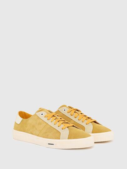 Diesel - S-MYDORI LC, Yellow - Sneakers - Image 2