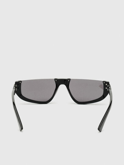Diesel - DL0315, Black - Sunglasses - Image 4