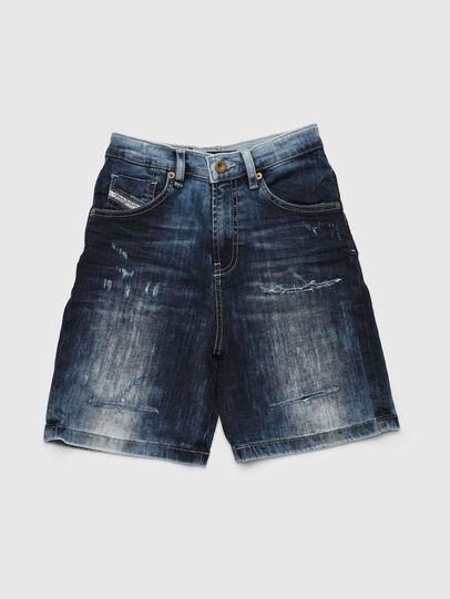 Diesel - PBRON, Medium blue - Shorts - Image 1