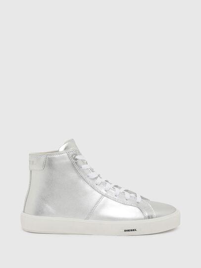 Diesel - S-MYDORI MC W, Silver - Sneakers - Image 1