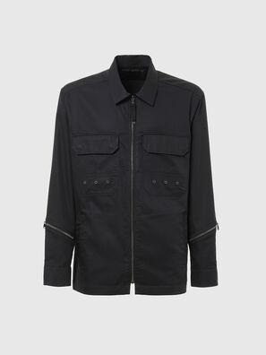 S-KULT, Black - Shirts