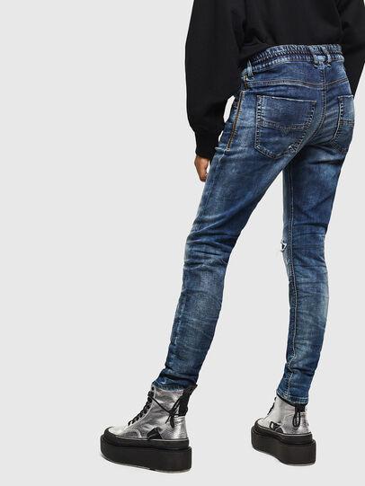 Diesel - Krailey JoggJeans 069AA, Dark Blue - Jeans - Image 2