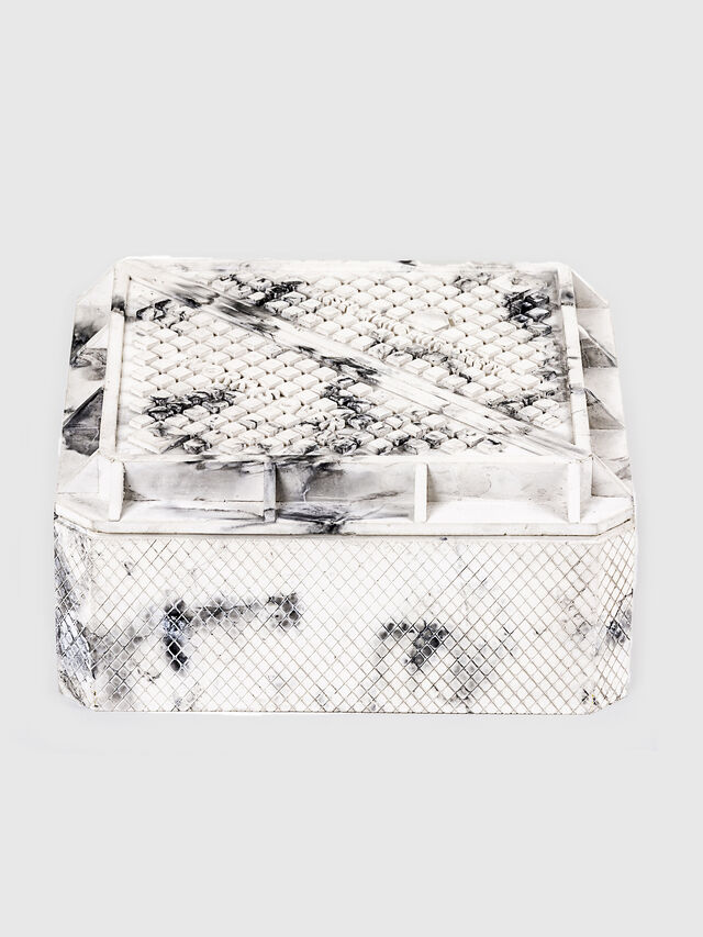 Diesel - 11070  WORK IS OVER, White - Home Accessories - Image 3
