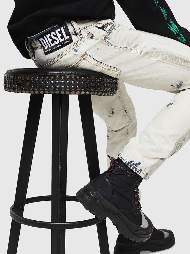 Diesel - Mharky 0890Q, Light Blue - Jeans - Image 4