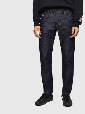 Larkee-Beex 084HN, Dark Blue - Jeans