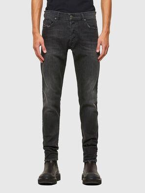 Tepphar 082AS, Black/Dark grey - Jeans