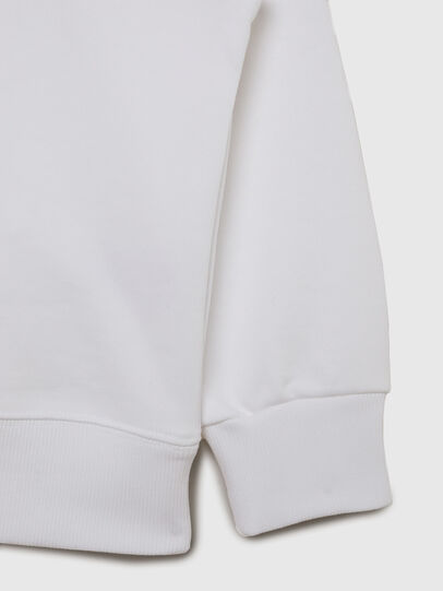 Diesel - SMUGD OVER, White - Sweaters - Image 4