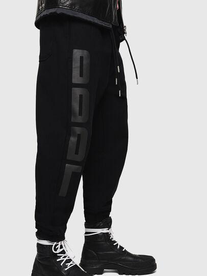 Diesel - P-ALFREDS, Black - Pants - Image 4