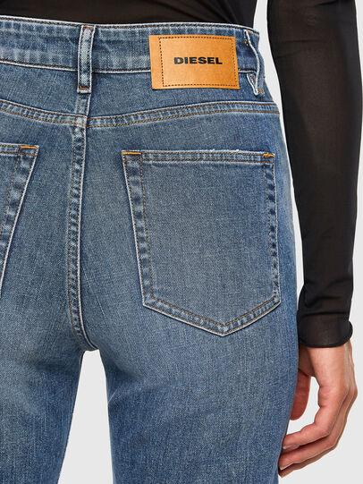 Diesel - D-Eiselle 009CZ, Medium blue - Jeans - Image 4