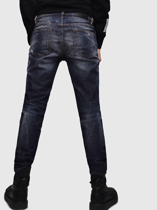 Diesel - D-Strukt 089AL, Dark Blue - Jeans - Image 2