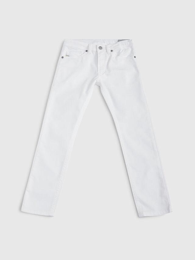 Diesel - THOMMER-J, White Jeans - Jeans - Image 1
