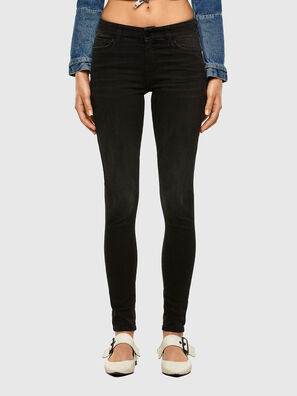 Slandy 069GG, Black/Dark grey - Jeans