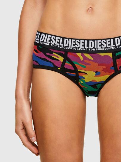 Diesel - UFPN-OXY-THREEPACK, Black/Red - Panties - Image 4