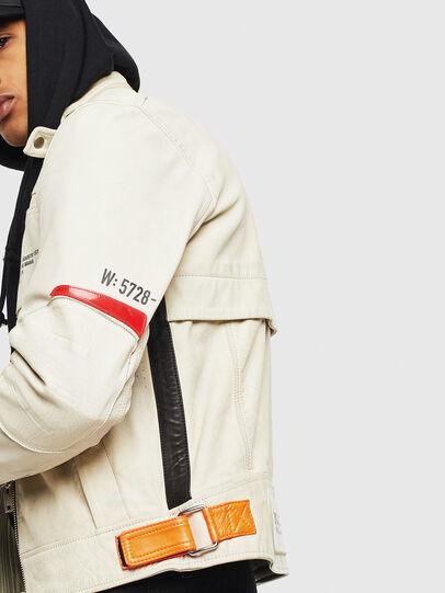 Diesel - L-DIXON,  - Leather jackets - Image 7