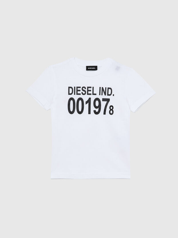 TDIEGO001978B-R, White/Black - T-shirts and Tops