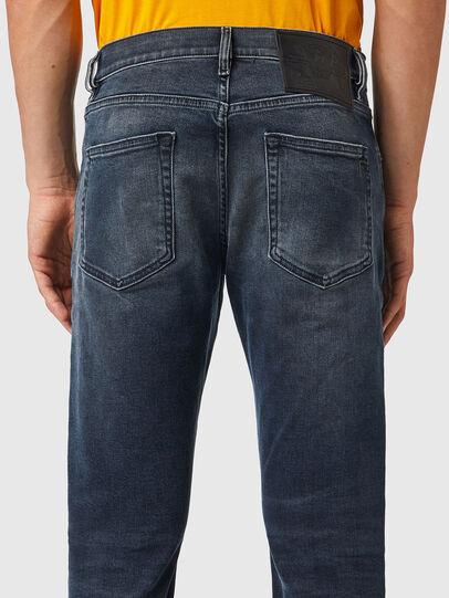 Diesel - D-Strukt 09B25, Dark Blue - Jeans - Image 4