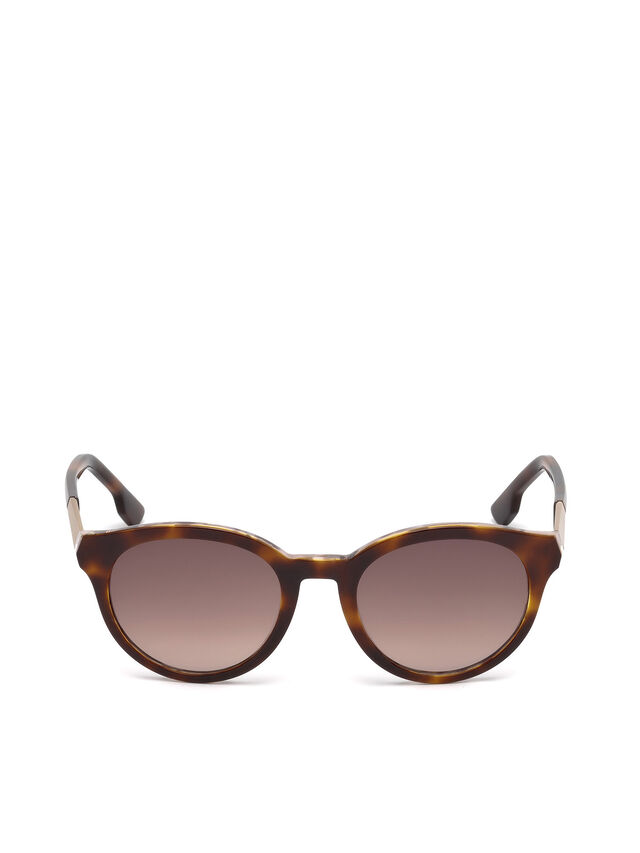 Diesel - DM0186, Brown - Sunglasses - Image 1