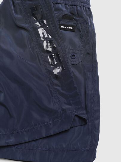 Diesel - MBXBEACH, Dark Blue - Beachwear - Image 3