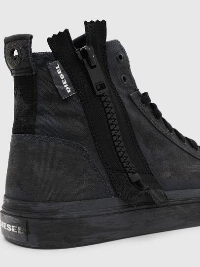 Diesel - S-ASTICO MID ZIP SP, Black - Sneakers - Image 6