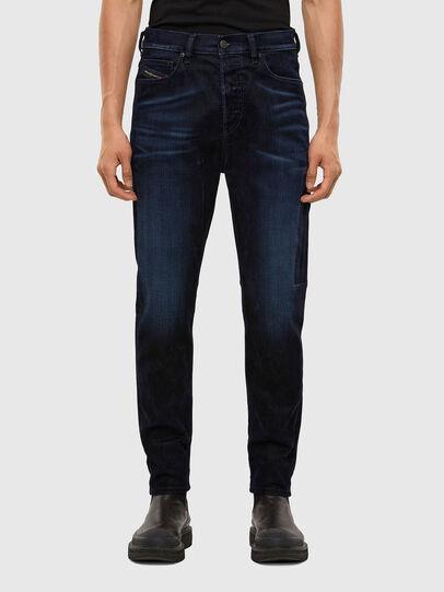 Diesel - D-Vider 009KU, Dark Blue - Jeans - Image 1