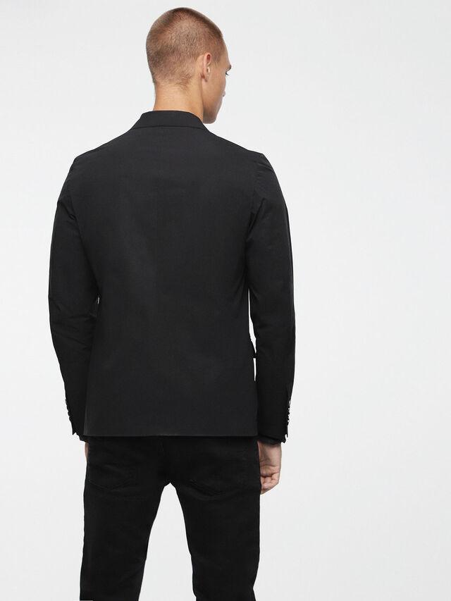 Diesel J-MIRIKO, Black - Jackets - Image 3