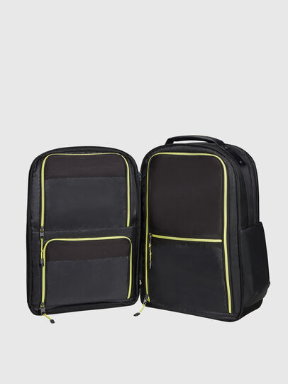 "Diesel - ""KB1*19002 - OPENROA, Black/Green - Backpacks - Image 3"