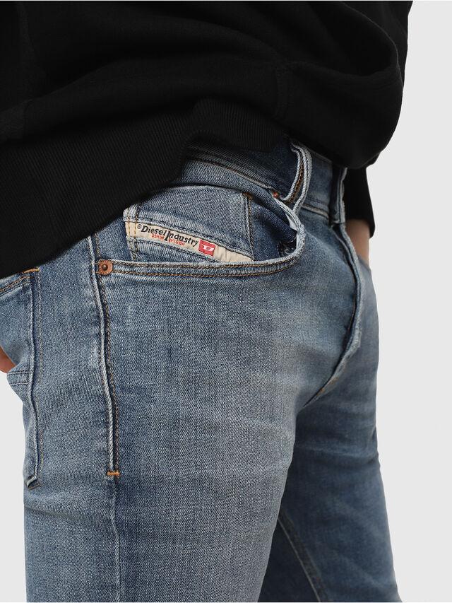 Diesel - Sleenker 086AP, Medium blue - Jeans - Image 3