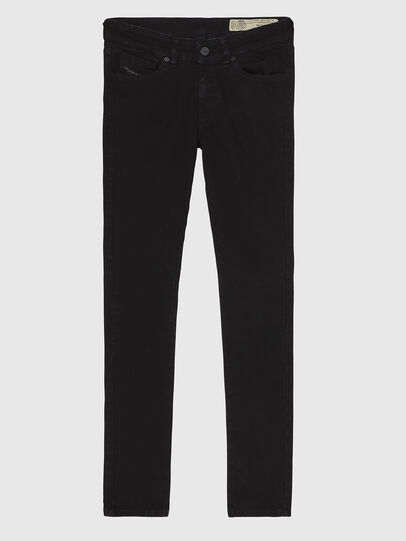 Diesel - Slandy A69EF, Black/Dark grey - Jeans - Image 1