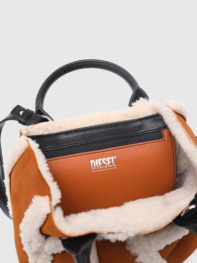Diesel - DHALIA XS, Brown - Satchels and Handbags - Image 4