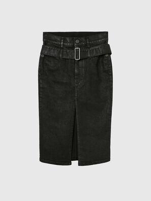 DE-FEDY-SP, Black - Skirts