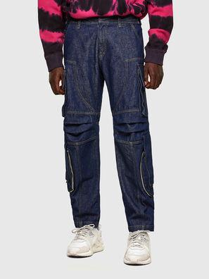 D-KARGO, Medium blue - Pants