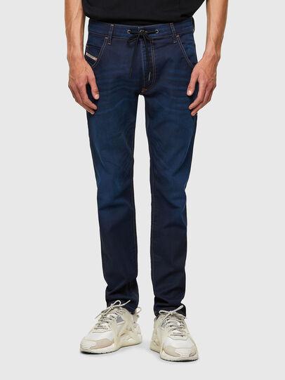 Diesel - Krooley JoggJeans® Z69VZ, Dark Blue - Jeans - Image 1