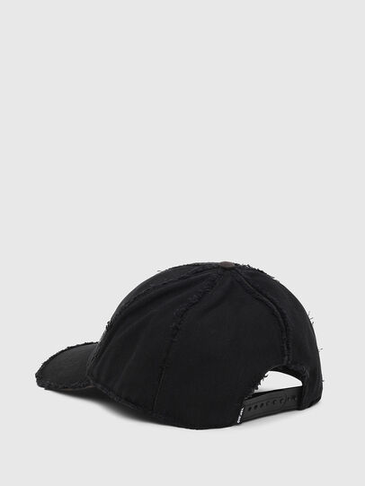 Diesel - CIREVERSE, Black - Caps, Hats and Gloves - Image 2